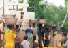 Brunnenbau, Ostafrika