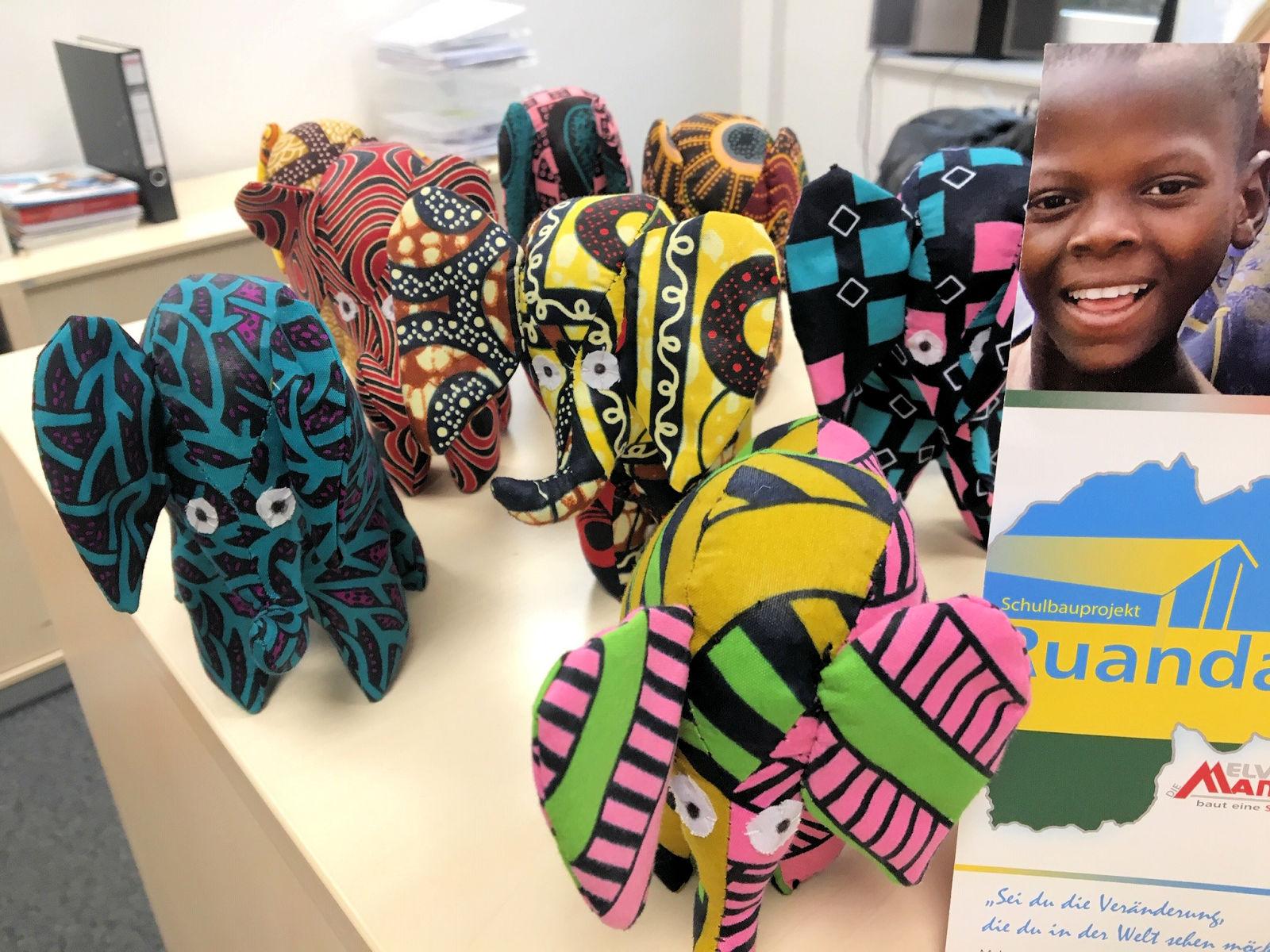 Ruanda Schulprojekt