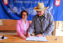 Ina Schnarrenbach, Ministerin, Heimatverein, Heimathof.