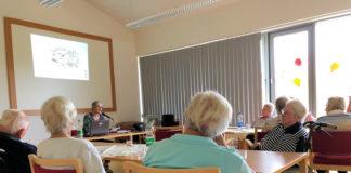 Vortrag, Dorfcafe, Sabine Bornemann