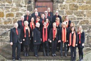 Chor-Probe: Voices @ Pfarrheim | Dorsten | Nordrhein-Westfalen | Deutschland