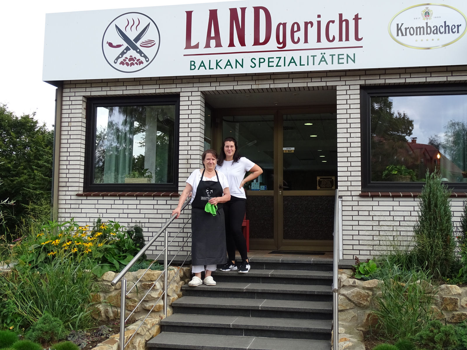 Landgericht Lembeck, Bojenna Dedivanovic, Jaqueline Dedivanovic