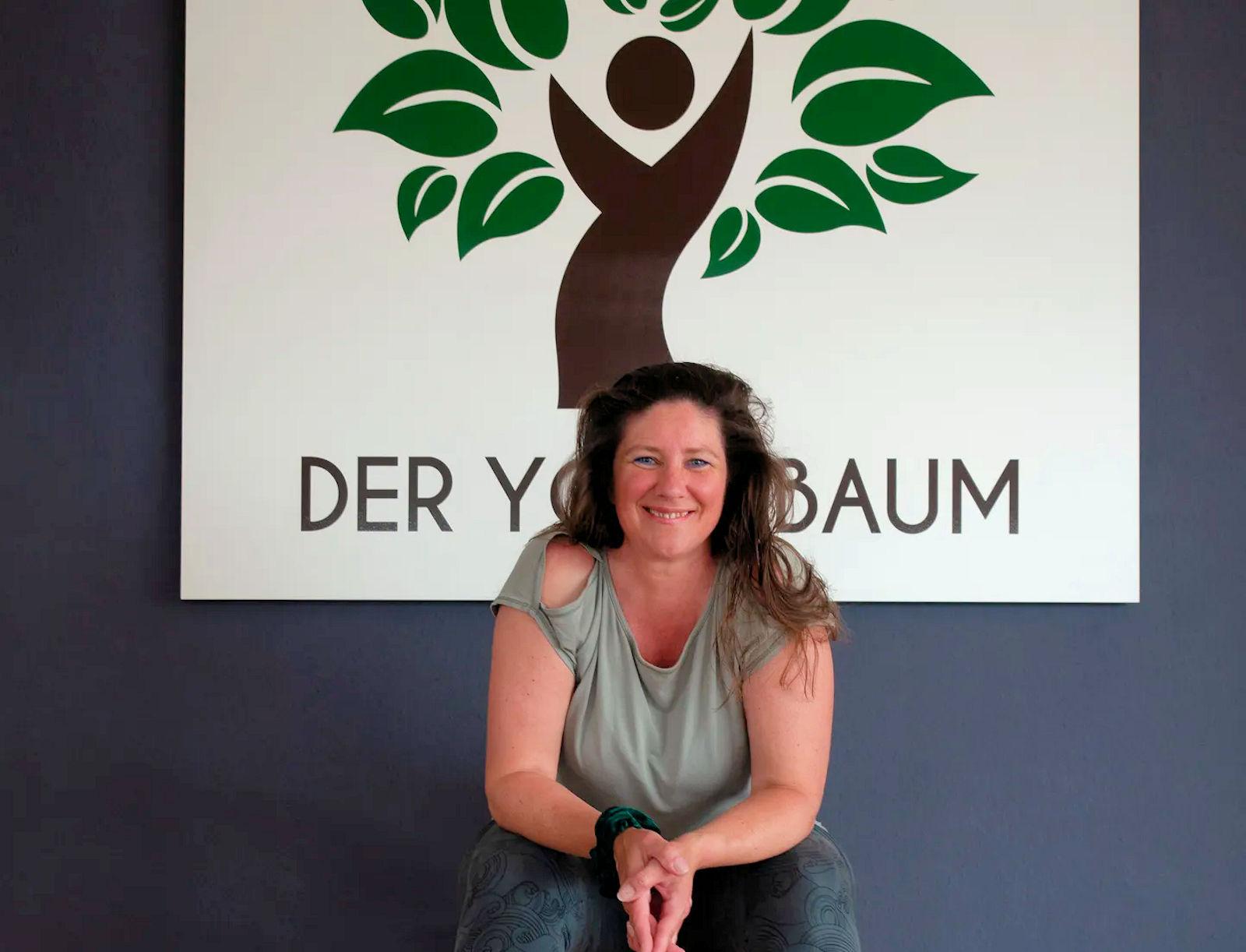 Yogabaum, Kathrin Meirick