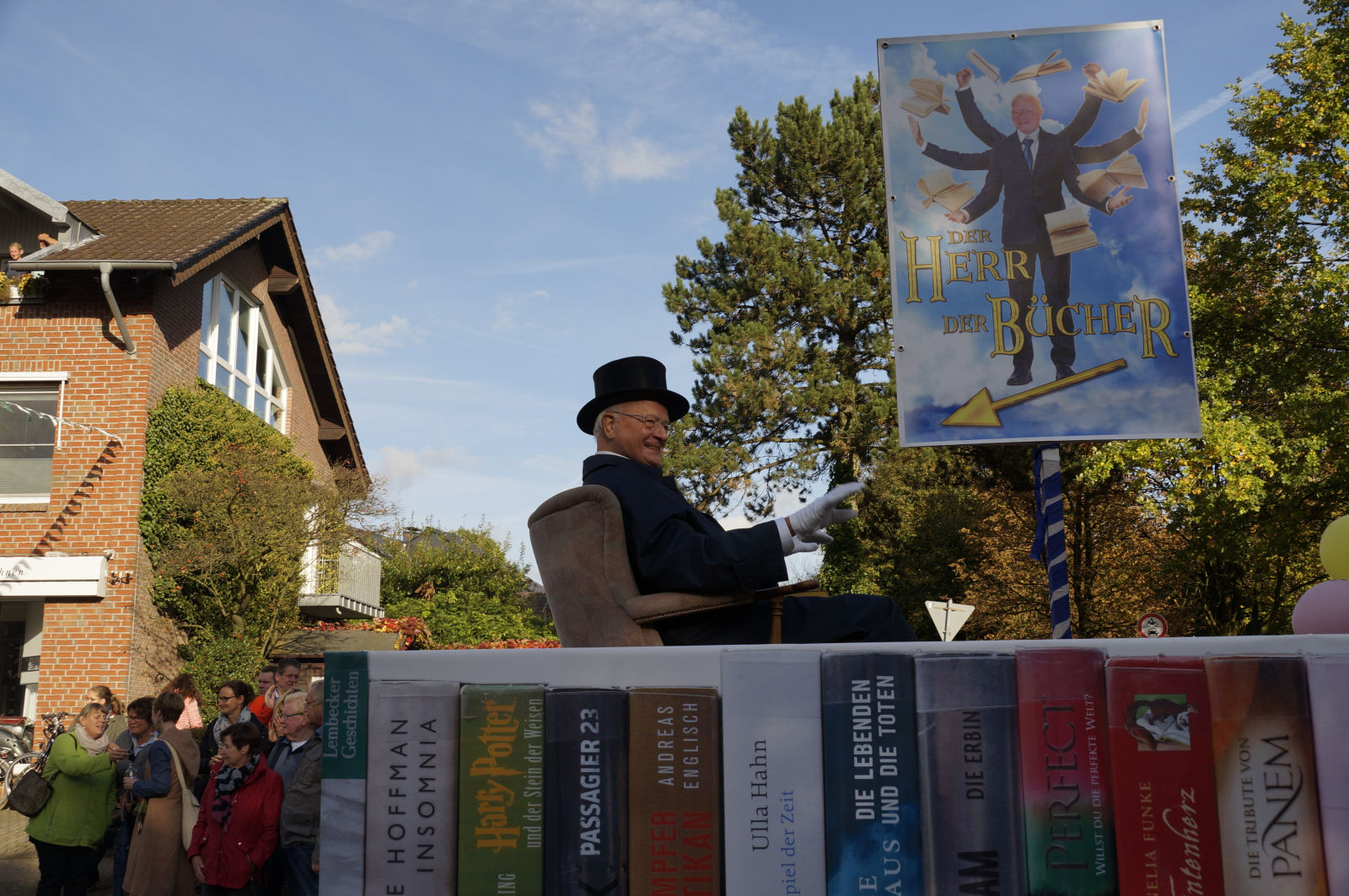 KÖB, Willi Schrudde, Bücherei