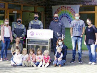Evonik, Grill, Kindergarten
