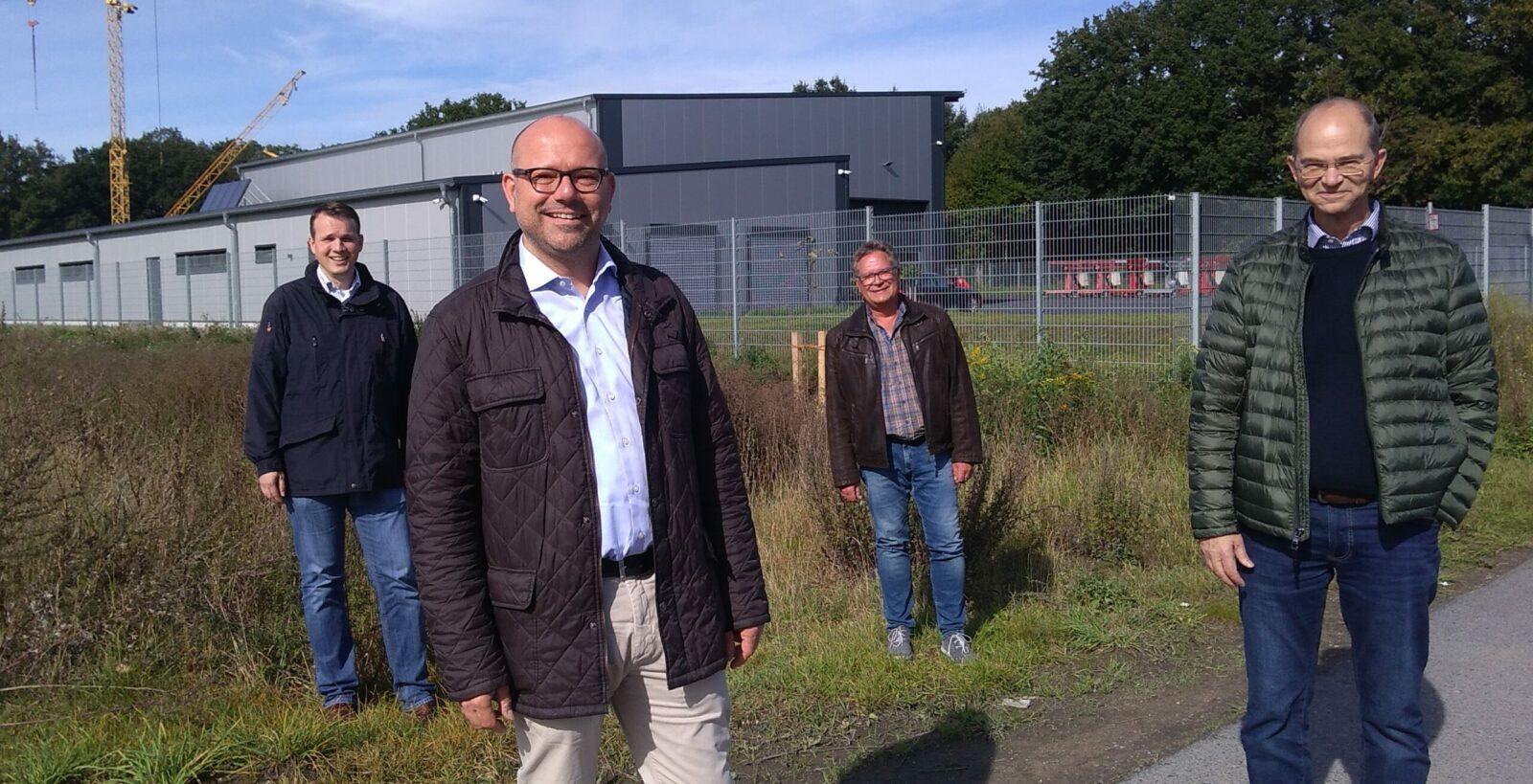 Windor, Dorsten, Lembeck, Josef Hadick