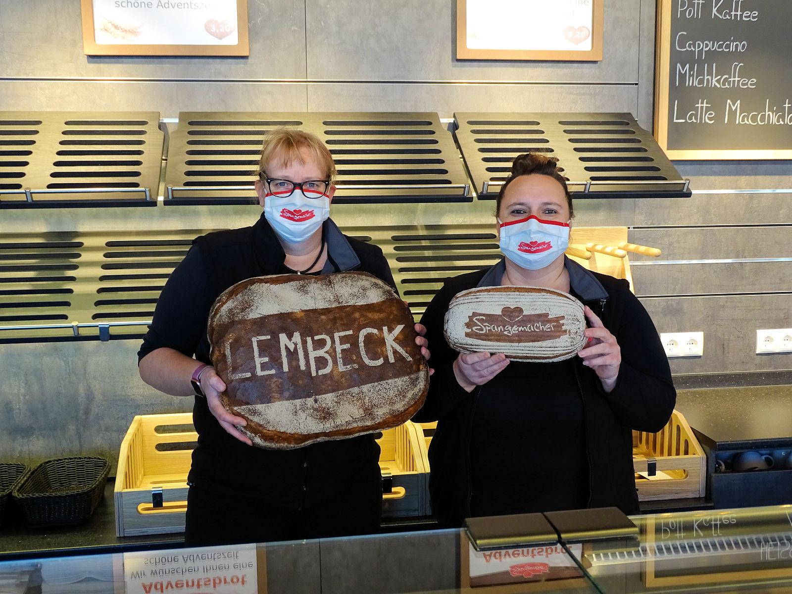 Bäckerei Spangemacher, Lembeck