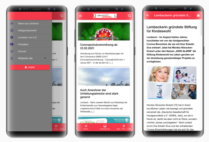 Lembeck-App, App-Store, iOS, iPhone, iPad, Lembeck