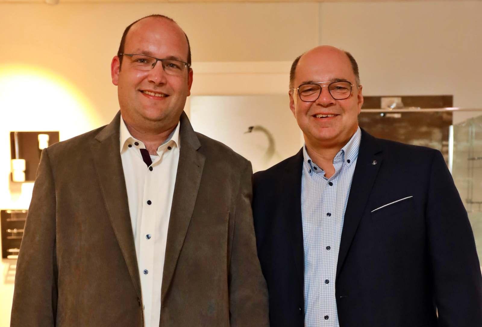 Timo Garriß, Manfred Mechlinski
